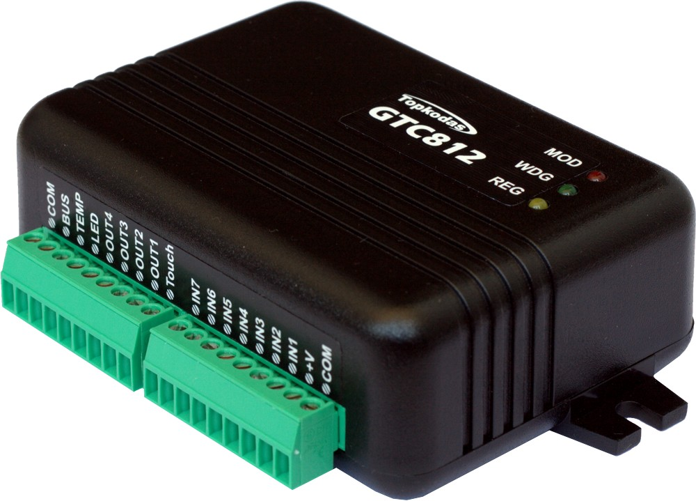 Gsm Remote Control Switch Garage Gate Door Opener Sms